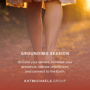 grounding session