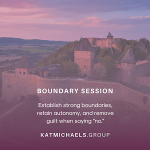 boundary session