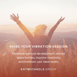 raise your vibration session