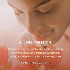 allergy session