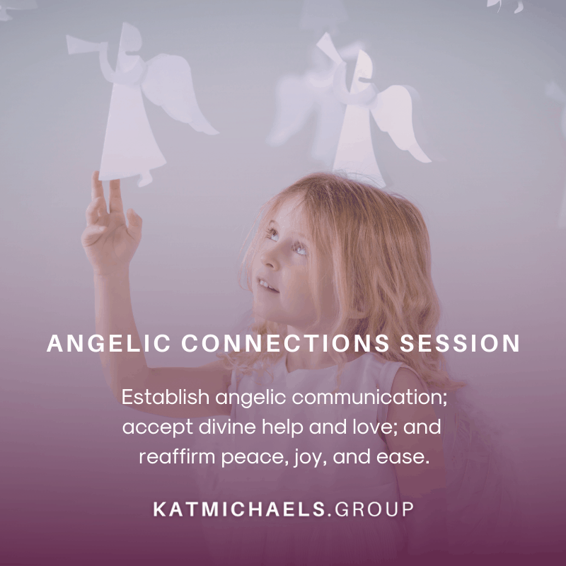 angelic connections session