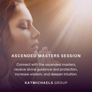 ascended masters session