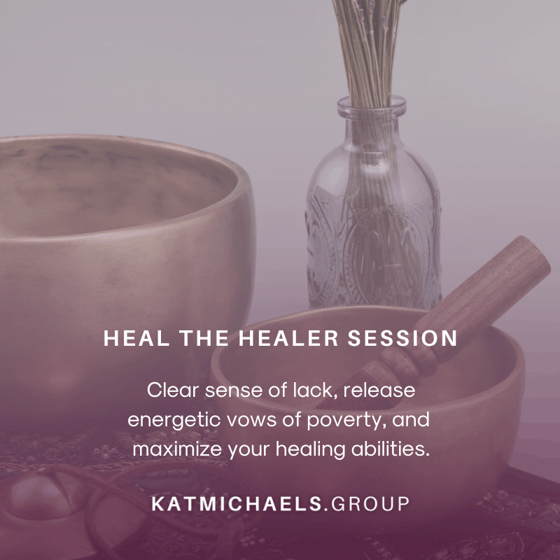 heal the healer session