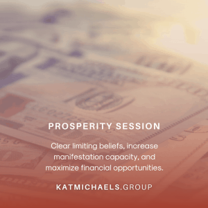 prosperity session