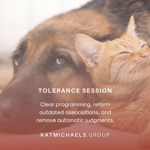 tolerance session