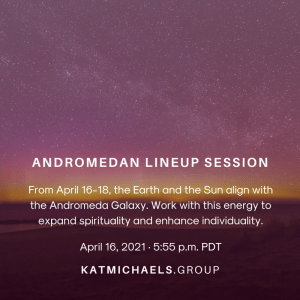 andromedan lineup session