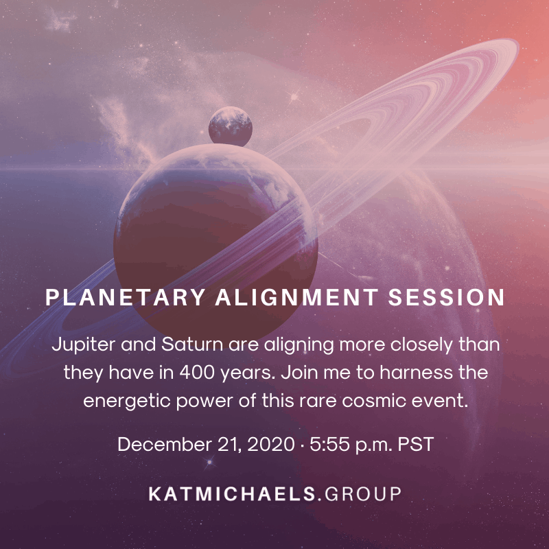 planetary alignment session