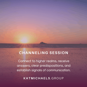 channeling session
