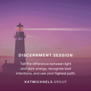 discernment session