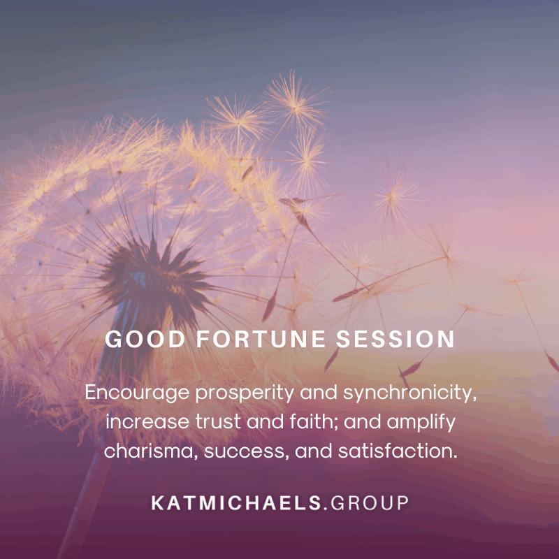 good fortune session